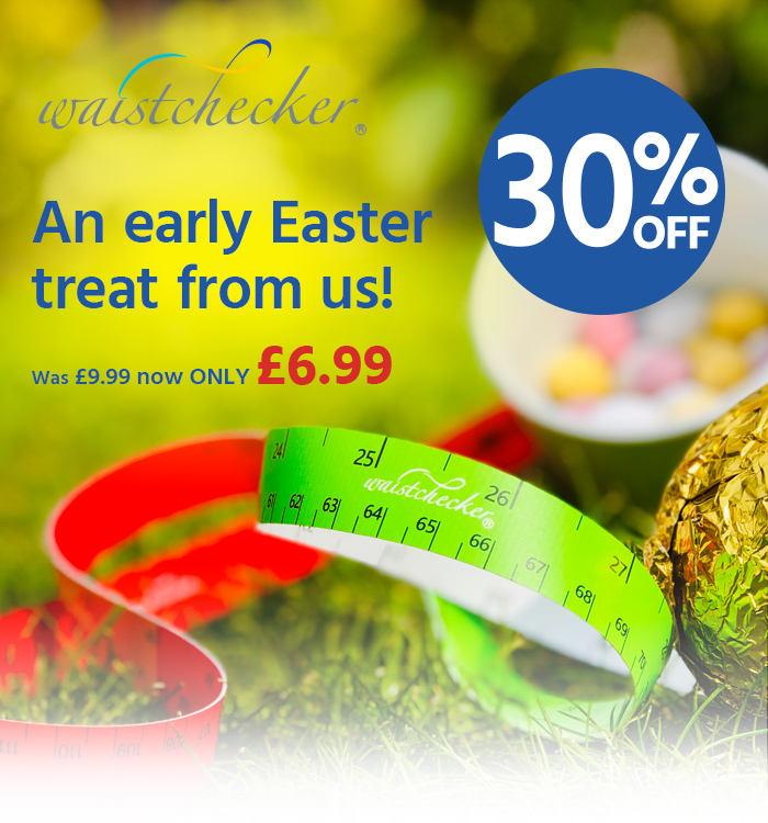Waistchecker Easter promo